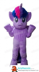 Pony Sparkle Twilight Fantaisie Mascottes de dessin animé